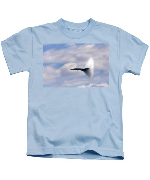 Breaking Through Kids T-Shirt
