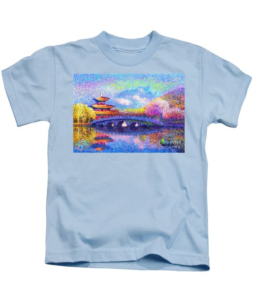 Bridge Of Dreams Kids T-Shirt