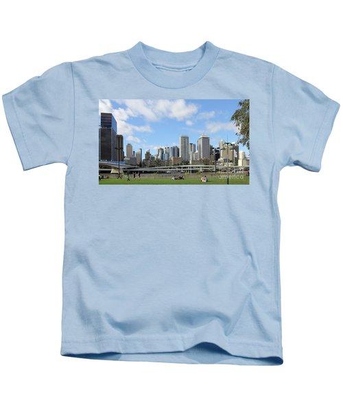 Brisbane City Kids T-Shirt