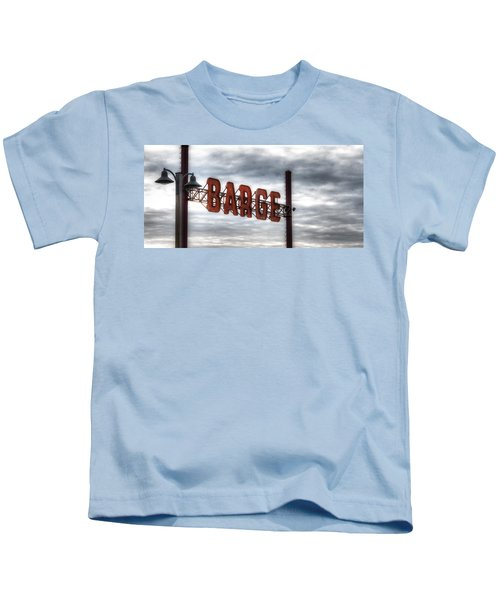 by The Barge Kids T-Shirt