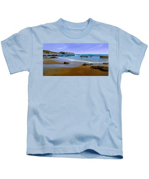 California Coast Kids T-Shirt