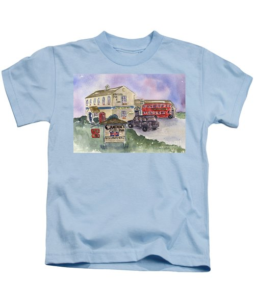 Cameron's Pub And Restaurant Kids T-Shirt