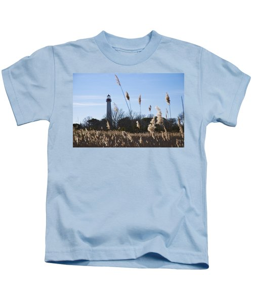 Cape May Light Kids T-Shirt