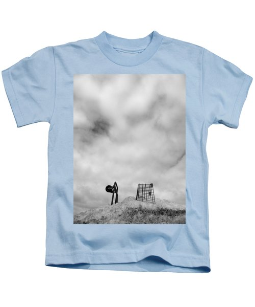 Cart Art No. 10 Kids T-Shirt