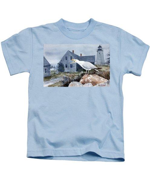 Castine Call Kids T-Shirt