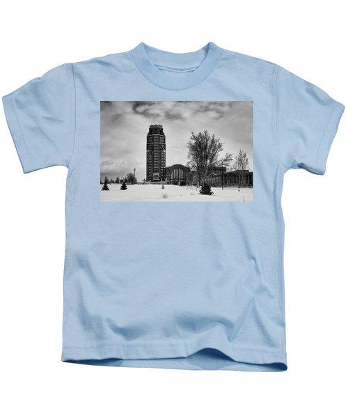 Central Terminal 4431 Kids T-Shirt