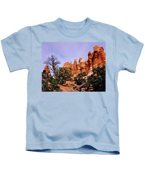 Chesler Park Pinnacles Kids T-Shirt