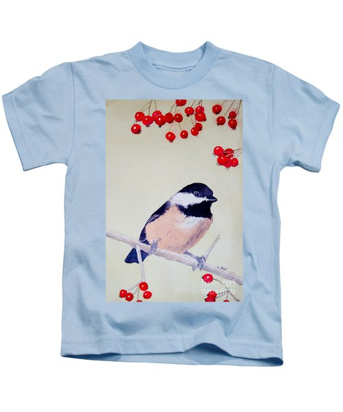 Chickadee Kids T-Shirt