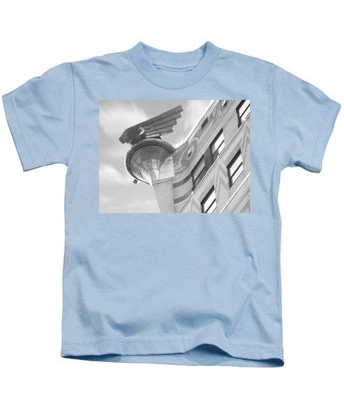 Chrysler Building 4 Kids T-Shirt