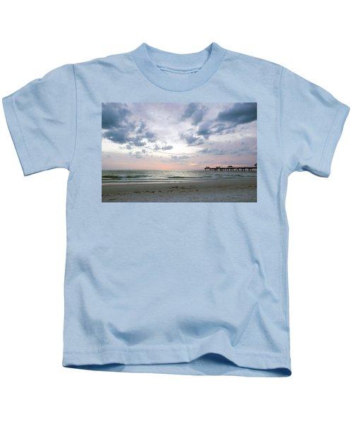 Clearwater Fishing Pier Kids T-Shirt