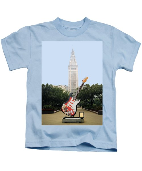 Cleveland Rocks Kids T-Shirt