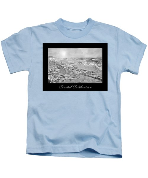 Coastal Calibration Kids T-Shirt