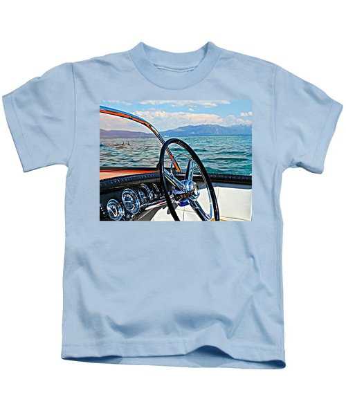 Cobra Cockpit Kids T-Shirt