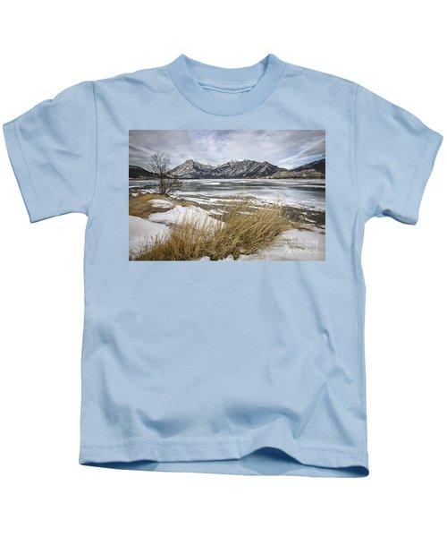 Cold Landscapes Kids T-Shirt