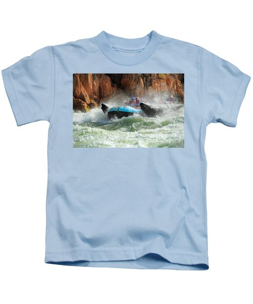 Colorado River Rafters Kids T-Shirt