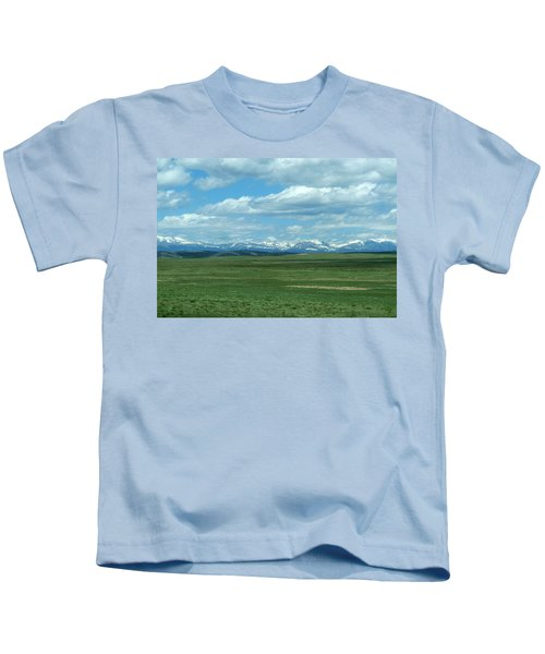 Colorado Wilkerson Pass Vista Kids T-Shirt