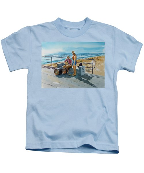 Concert In The Sun To An Audience Of One Kids T-Shirt