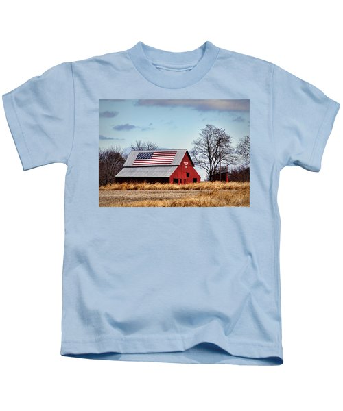 Country Pride Kids T-Shirt