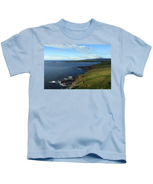 County Clare Coast Kids T-Shirt