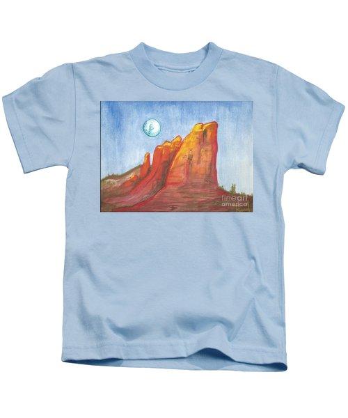 Court House Butte  Kids T-Shirt
