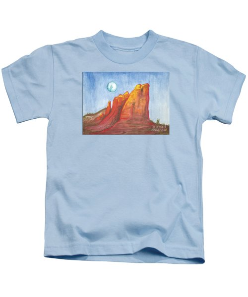 Court House Butte  Kids T-Shirt