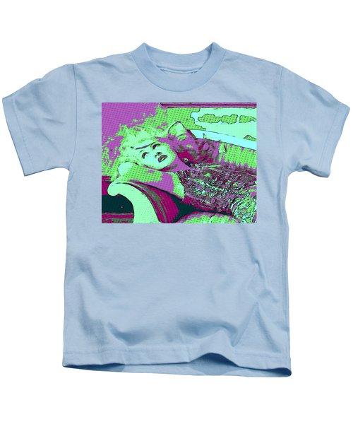Cyndi Lauper Kids T-Shirt
