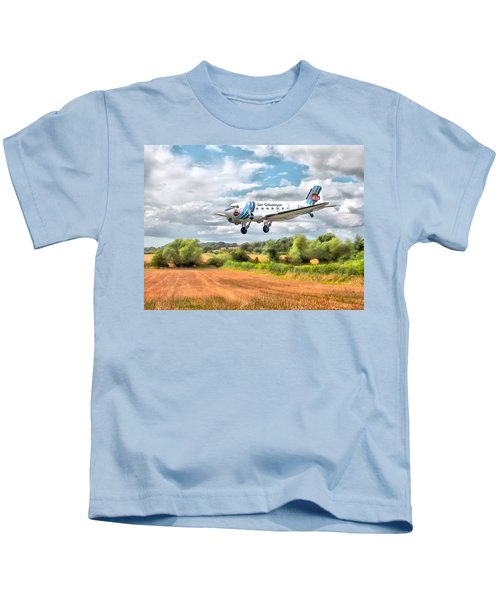 Dakota - Cleared To Land Kids T-Shirt