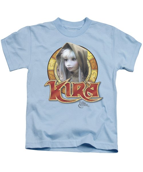 Dark Crystal - Kira Circle Kids T-Shirt