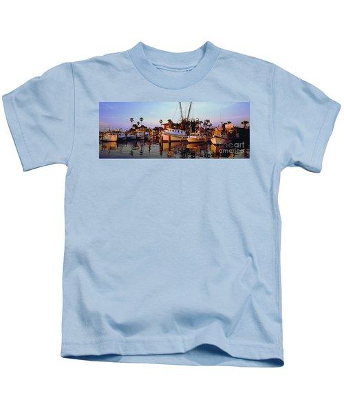 Daytona Sonny Boy And Miss Hazel Kids T-Shirt