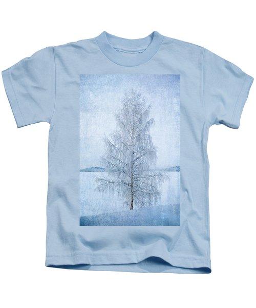 December Birch Kids T-Shirt