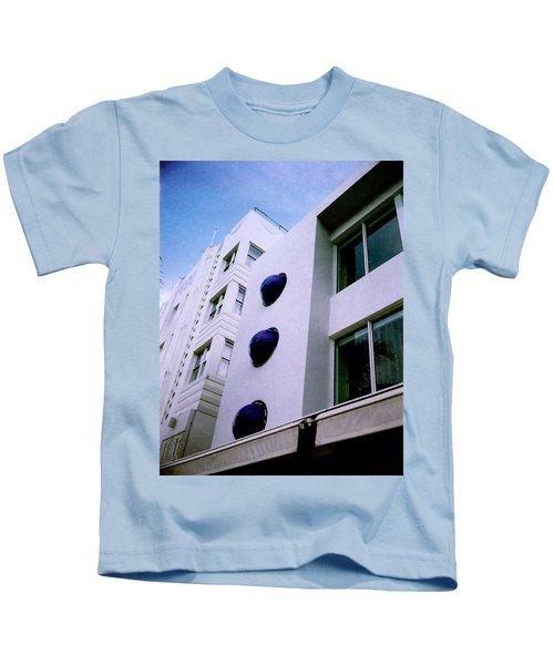 Deco Drive Polaroid Kids T-Shirt