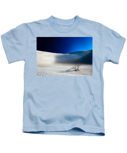 Desert Branch Void Kids T-Shirt