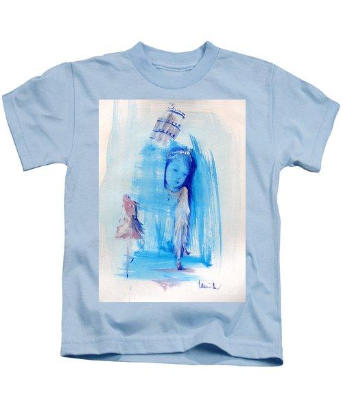 Dreaming Of Pisa Kids T-Shirt