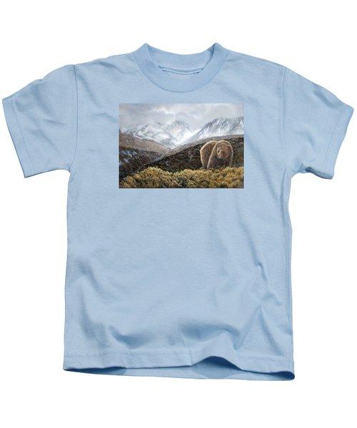 Driven To Rest Kids T-Shirt