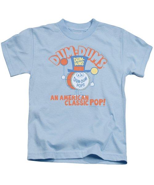 Dum Dums - Classic Pop Kids T-Shirt
