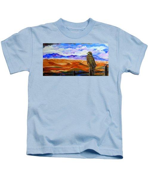 Eagles Watch Kids T-Shirt