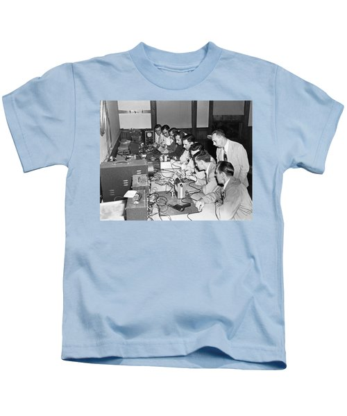 Electronics Class Kids T-Shirt