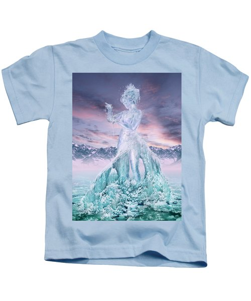 Elements - Water Kids T-Shirt
