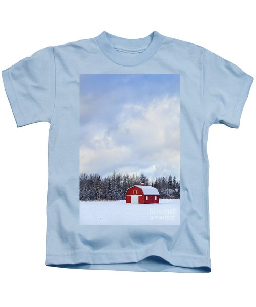 Embrace The Cold Kids T-Shirt