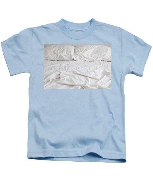 Empty Bed Kids T-Shirt