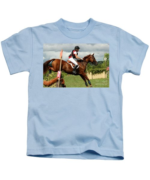 End Of The Jump Kids T-Shirt