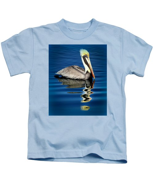 Eye Of Reflection Kids T-Shirt