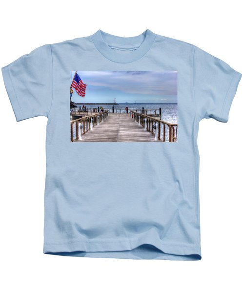 Ferry I See You Kids T-Shirt