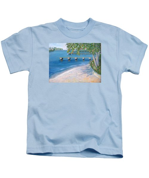Finding Flagler Kids T-Shirt