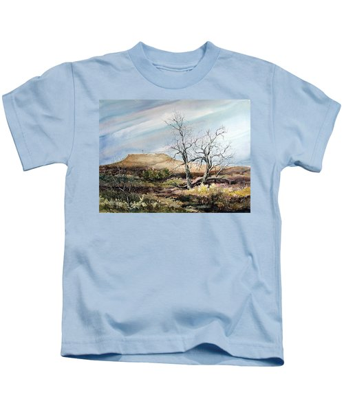 Flat Top Kids T-Shirt