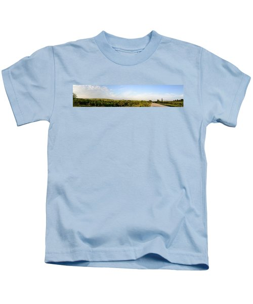 Flint Hills 2 Kids T-Shirt