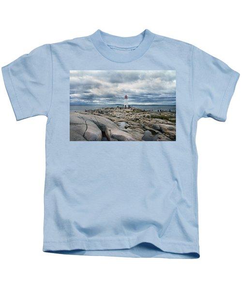 Flocking To Peggy Kids T-Shirt