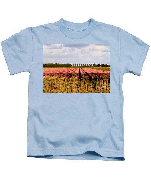 Flower My Bed Kids T-Shirt