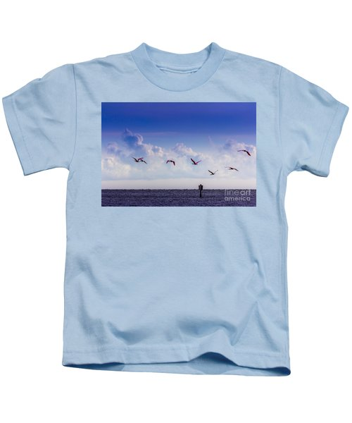 Flying Free Kids T-Shirt