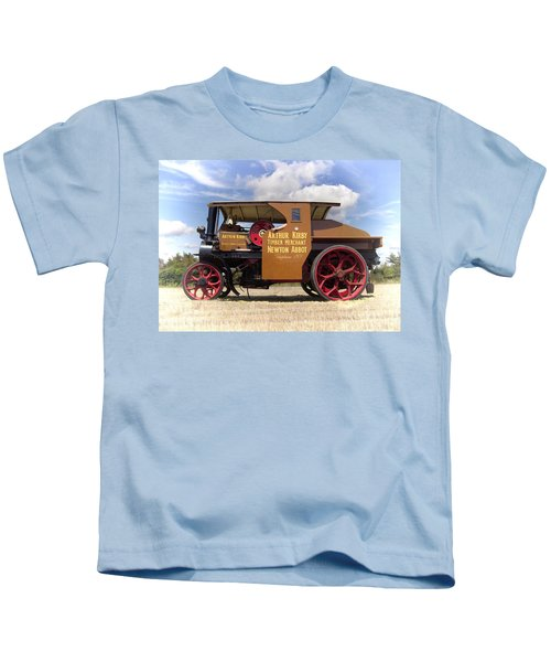 Foden Tractor Kids T-Shirt
